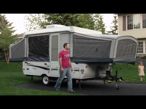 Camper Set Up and Take Down Full