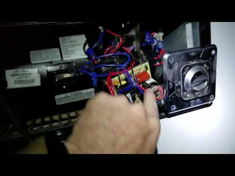 Troubleshooting An RV Furnace With A Dirty Sail Switch