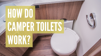How Do Camper Toilets Work?