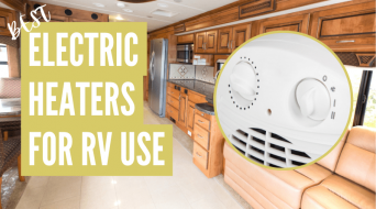 Best Electric Heater For RV Use (Top 3 Heaters Compared)