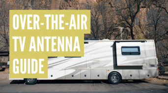 Best Over-The-Air RV TV Antenna (Reviews & Comparisons)