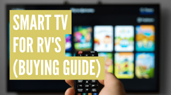 Best Smart TV For RV Use (Top 10 Picks)