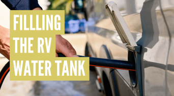 How To Fill RV Water Tank With Freshwater (Complete Guide)