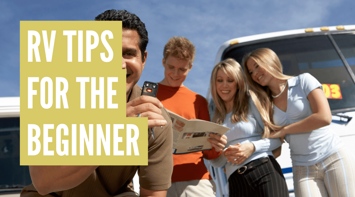 8 RV Tips for Beginners