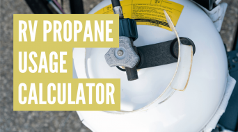 How Long Does Propane Last in an RV? (Free Calculator)