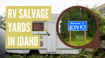 RV Salvage Yards in Idaho