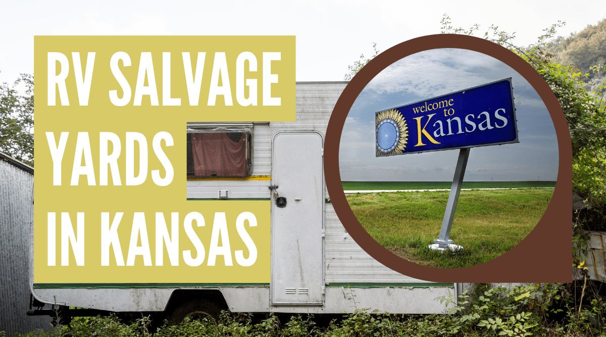 RV salvage yards in Kansas
