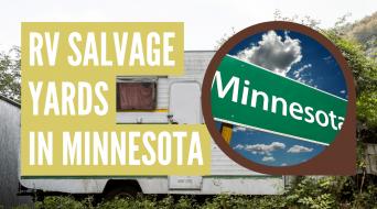 RV Salvage Yards in Minnesota