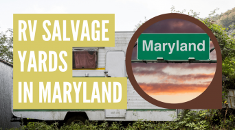 RV Salvage Yards in Maryland