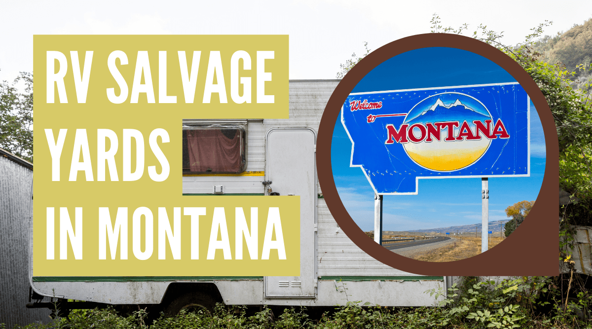 RV salvage yards in Montana