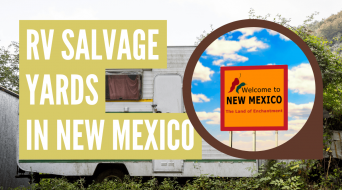RV Salvage Yards in New Mexico