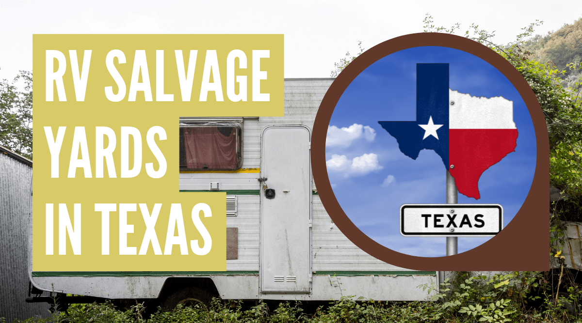 RV salvage yards in Texas