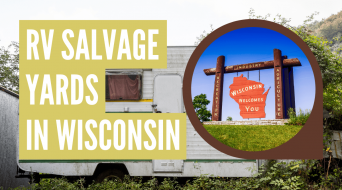 RV Salvage Yards in Wisconsin
