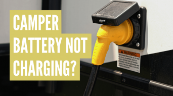 Camper Battery Not Charging When Plugged In? Do This!
