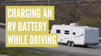 How to Charge an RV Battery From Vehicle While Driving (Fast)