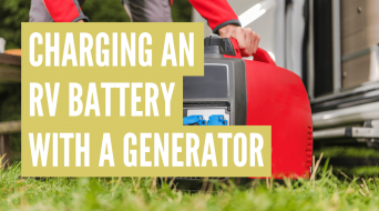How to Charge an RV Battery With a Generator (Step-by-Step)